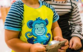 Applikation für Kindershirts: Dschungeltiere Datei von Lollipops for Breakfast