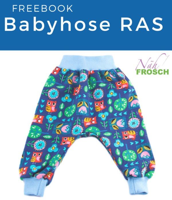 Babyhose nähen RAS Sidebar Startseite