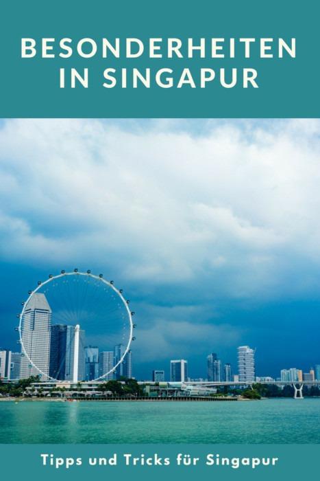 Singapur ist hochmodern. Das sind natürlich noch viel mehr asiatische Metropolen. Doch in Singapur sind viele Dinge anders als im Rest von Südostasien. Zum Beispiel ist Singapur blitzsauber und ALLES funktioniert! Viele Tipps und Tricks für deine Reise nach Singapur (mit oder ohne Kinder) findest du in diesem Artikel und in vielen weiteren auf dem Blog!