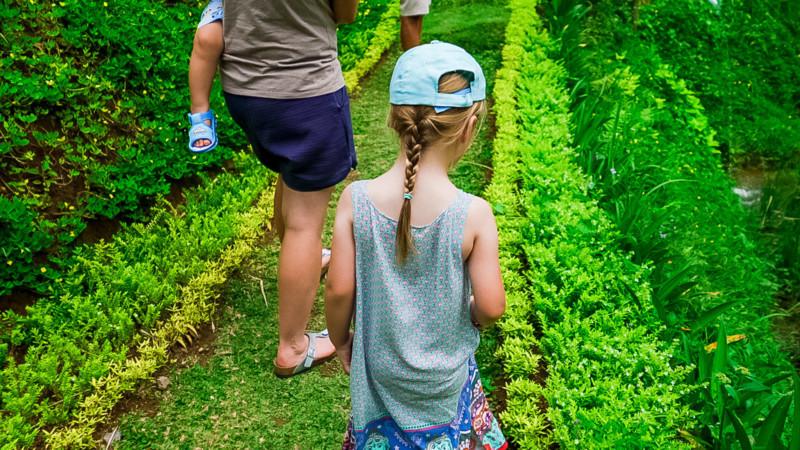 Padma Ubud Bali mit Kindern 147