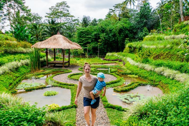 Padma Ubud Bali mit Kindern 151