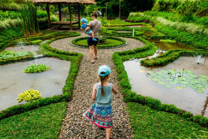 Padma Ubud Bali mit Kindern 184
