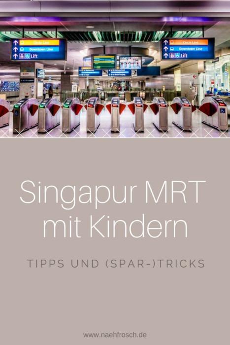 Sich in Singapur mit dem MRT (=Mass Rapid Transit) fort zu bewegen ist mit Kindern eine tolle Möglichkeit. Man muss sich keine Gedanken um Kindersitze oder Babyschalen machen und alles ist super mit Kinderwagen passierbar. Barrierefrei deluxe!  Was MRT Fahren in Singapur noch Besonders macht, erzähle ich heute.