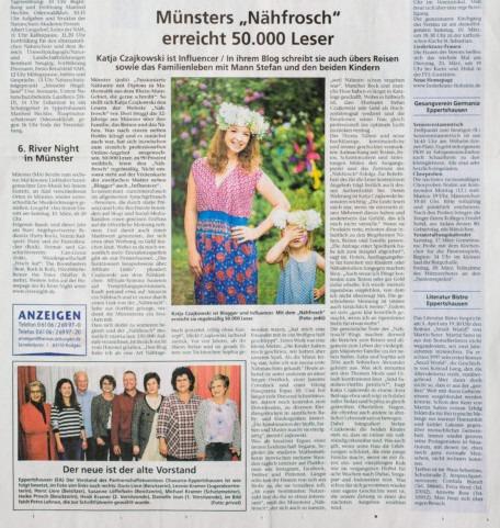 180308 Muensterer Anzeigeblatt