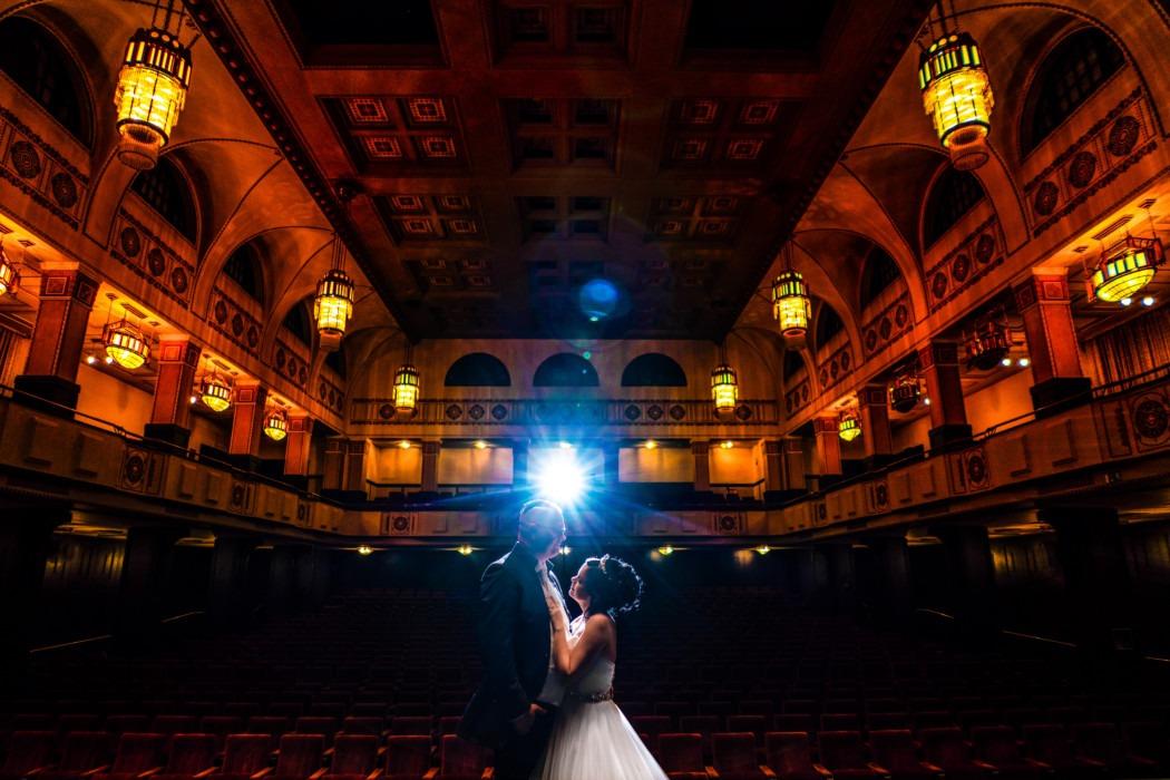 Hochzeit Theater