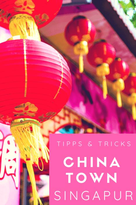 Wie kommt man nach Chinatown in Singapur? Was erwartet einen dort? Meine Tipps und Tricks zu Tempeln und kostenlosen Führungen findet ihr in diesem Artikel. Noch viel mehr (Spar-)Tipps und Erfahrungsberichte zu Singapur gibts auf dem Blog!