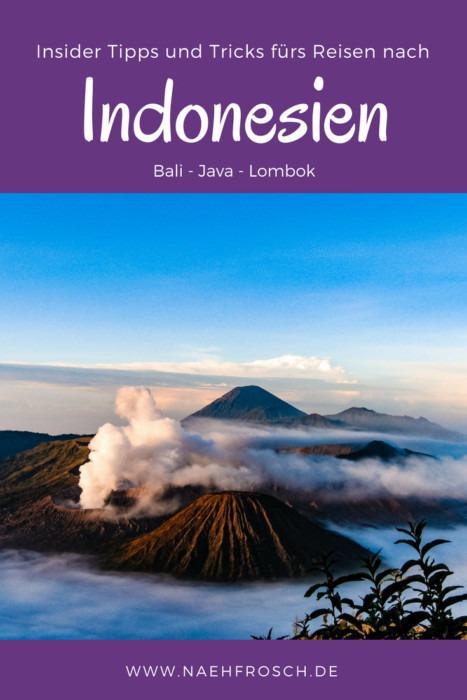 Hier findest du alle wichtigen Infos rund um Indonesien! Von meinem Mann (Halb-Indonesier) erhältst du hier den REAL DEAL, das heißt authentische Tipps, ganz ohne Touri-Falle!