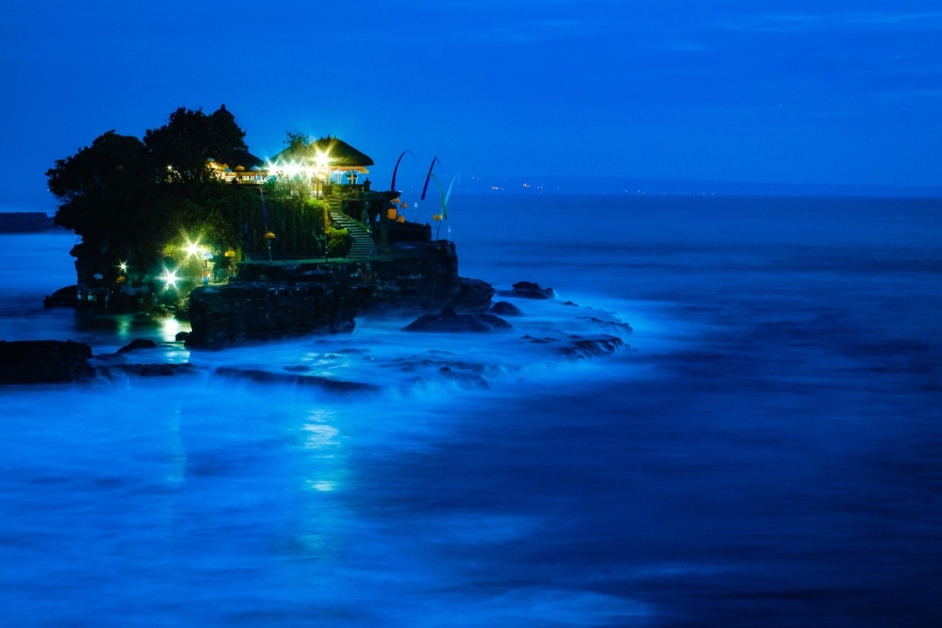 Tanah Lot auf Bali