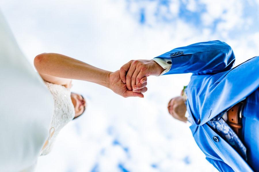 Hochzeit Hände
