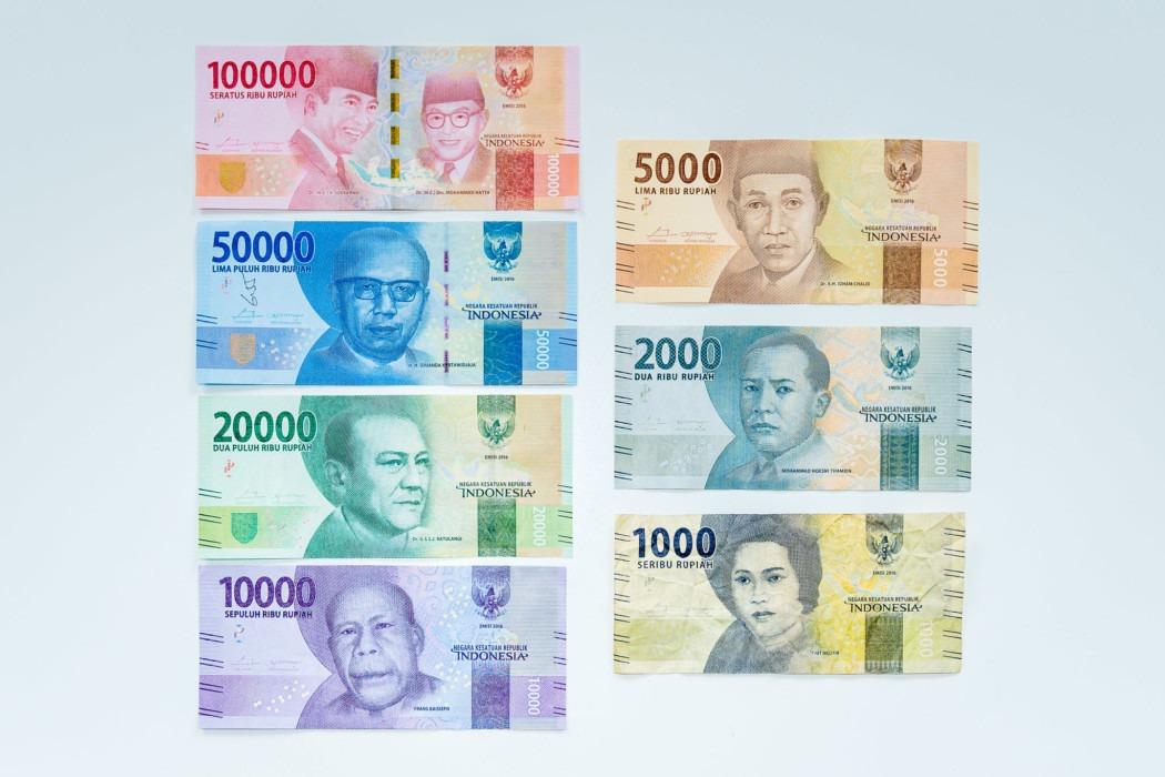 Indonesisches Geld 001