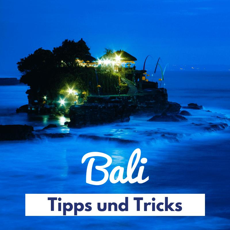 Pura Tana Lot auf Bali