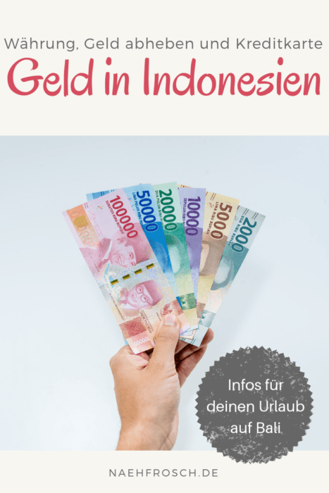 Geld in Indonesien