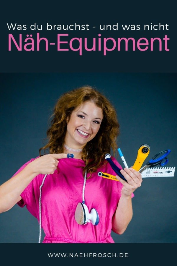 Naehzubehoer Naeh-Equipment Grundausstattung
