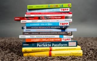 Stoffarten und Nähtechniken: Die besten Nähbücher
