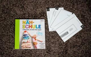 Nähschule für Kinder - Buchrezension