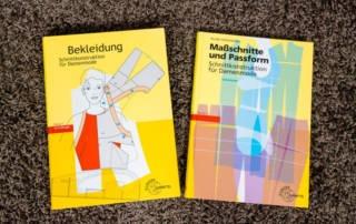 Grundschnitte und Modellentwicklung: Schnittkonstruktion für Damenmode - Band 1 - Buchrezension
