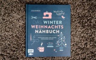 Das Winter Weihnachts Nähbuch - Buchrezension