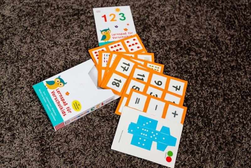 Meine 123 Spielbox
