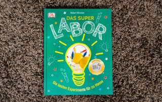 Das Superlabor - Buchrezension