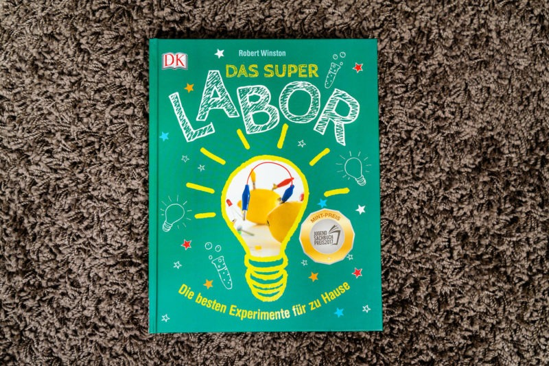 Buch - Das Superlabor