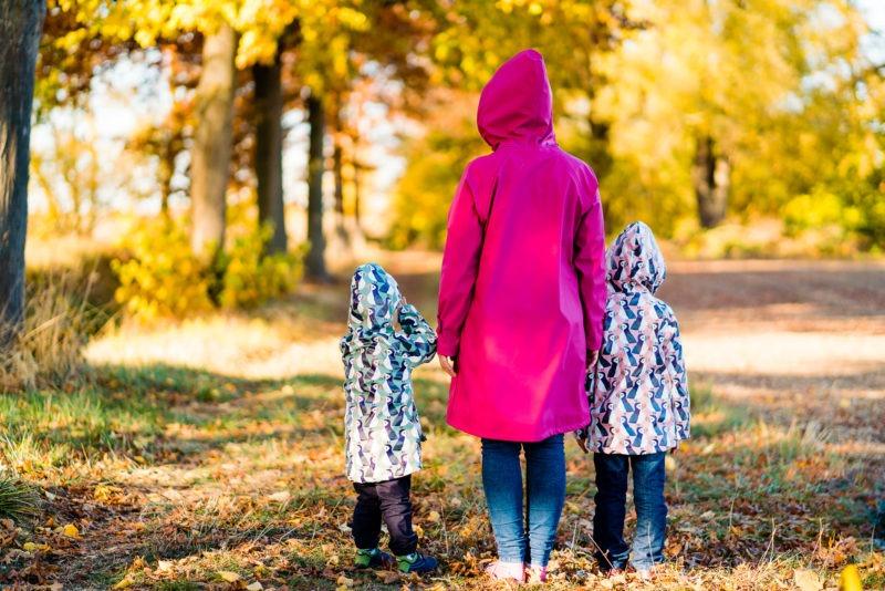 Familien-Regenmaentel naehen 016