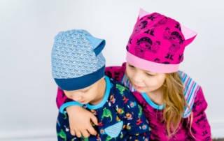 Aefflyns Freebook zur Mütze Miniflip genäht