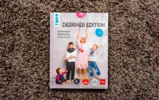 Nähen mit Jersey: Designer Edition - Buchrezension