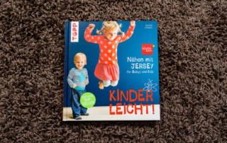 Nähen mit Jersey: Kinderleicht. Für Babys und Kids - Buchrezension