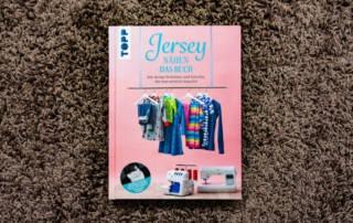 Jersey Nähen: Das Buch - Buchrezension