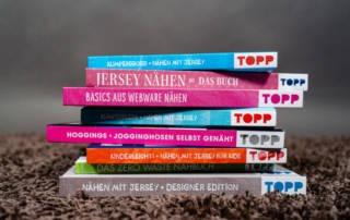 Schnittmuster Bücher: Von Klimperklein bis Zierstoff