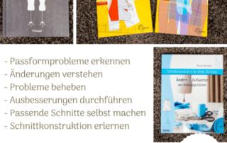 Schnittkonstruktion und Schnittanpassung: Die besten Näh-Bücher
