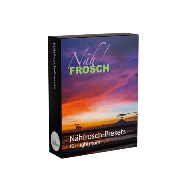 Naehfrosch-Presets-Box transparent quad