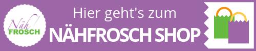 Nähfrosch Shop