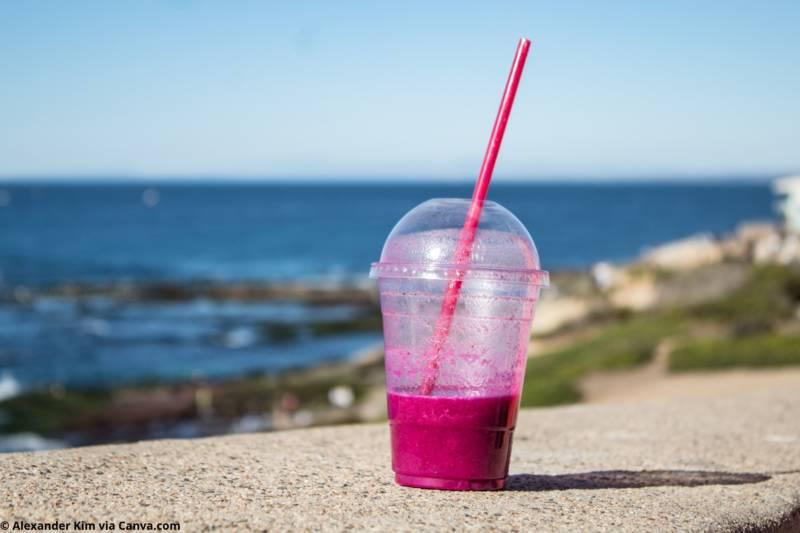 Plastik Strohhalm Verbot 1