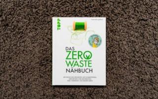 Das Zero Waste Nähbuch - Buchrezension