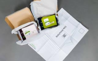 Babyhose RAS als Bio Näh-Paket von Sewpack
