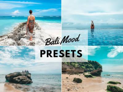 Bali Mood Presets