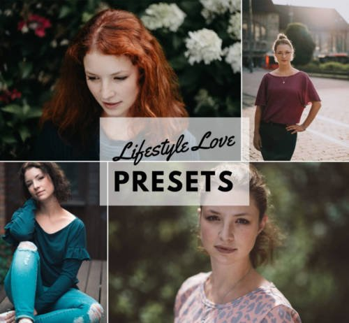 Lifestyle Love Presets