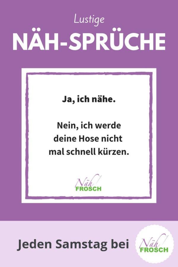 Nah Spruche Nahfrosch