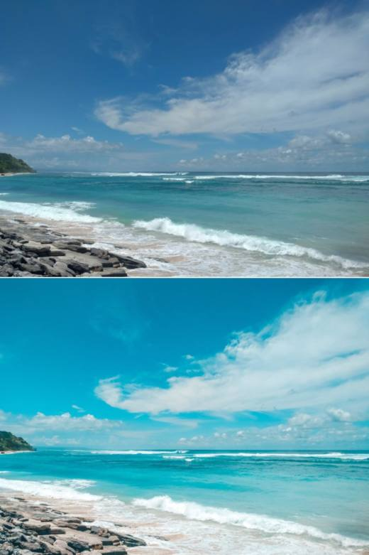 Pure Nature Before After 1