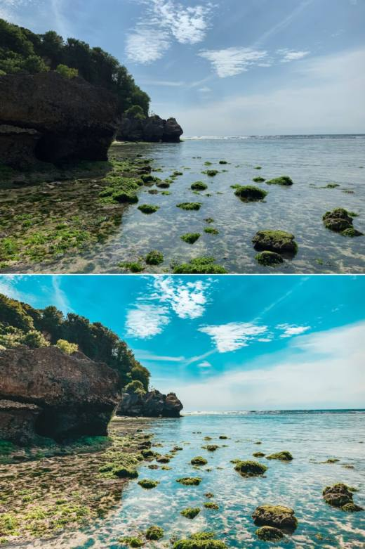 Pure Nature Before After 2