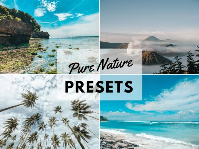 Pure Nature Presets
