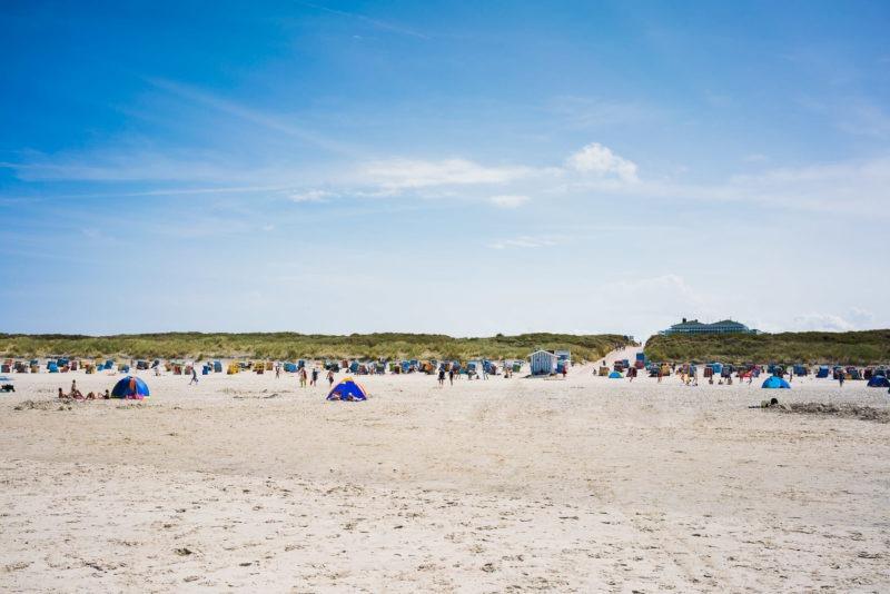 Nordsee Strände: Der Strand von Langeoog