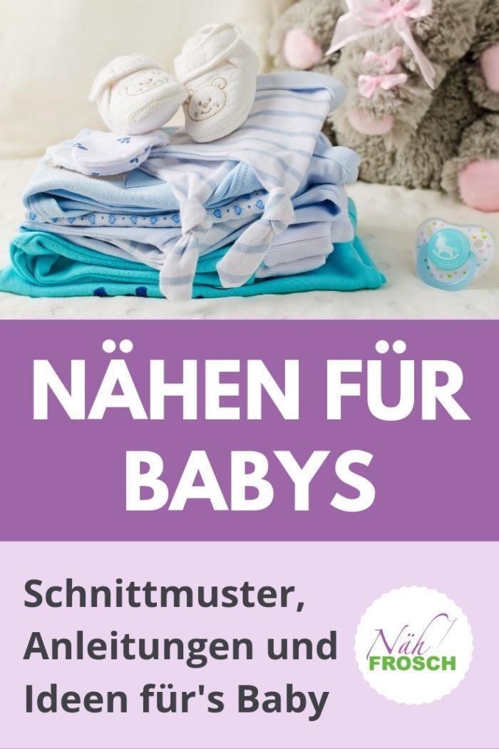 Naehen fuer Babys