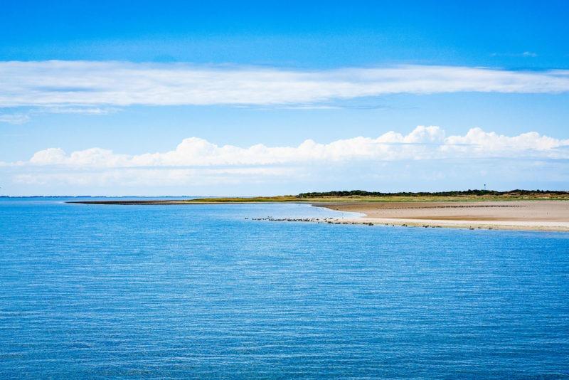 Nordsee Strände: Seehundbänke Langeoog