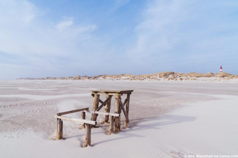 Nordsee Strände Strand Amrum