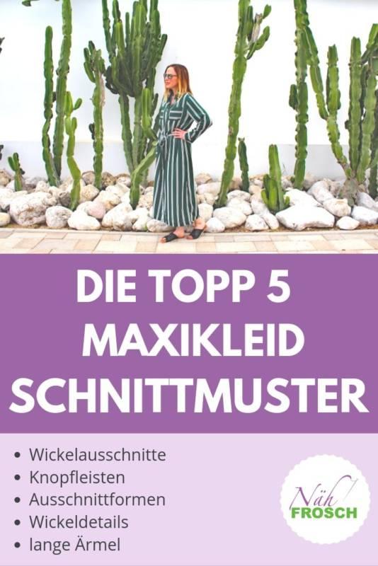 5 Maxikleider