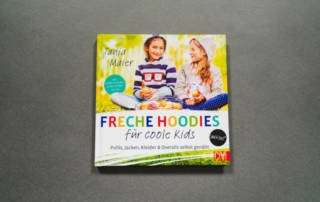 Freche Hoodies für coole Kids - Buchrezension