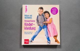 Nähen mit Webware: Klimperkleine Kinderkleidung - Buchrezension