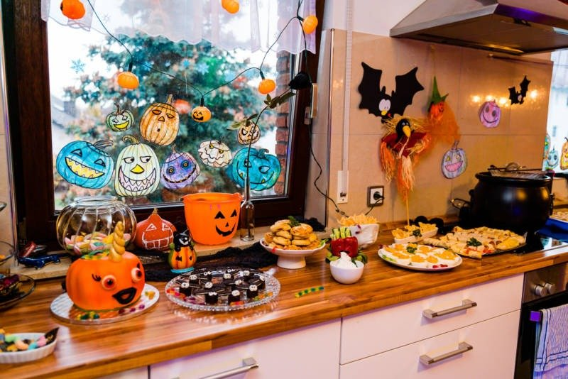 Halloween Party mit Kindern 016